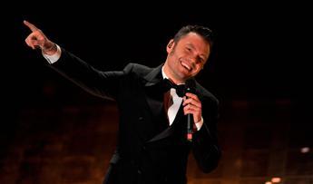 Tiziano, i 'capitani' Baglioni-Morandi, Ligabue e gli altri: festa di star ai Wind Music Awards /Ascolta