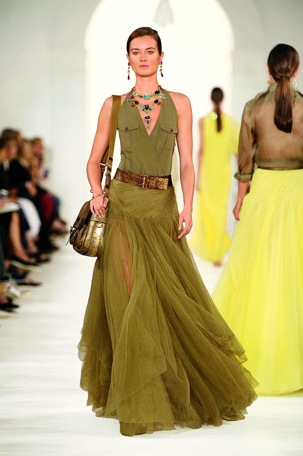 Tulle Fashion Trend