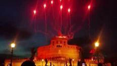 Si riaccendono, lunedi' prossimo, le luci della Girandola romana a Castel Sant'Angelo