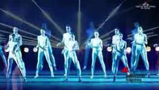 In scena a Caracalla, con il Corpo di ballo del Teatro dell'Opera di Roma, Pink Floyd Ballet