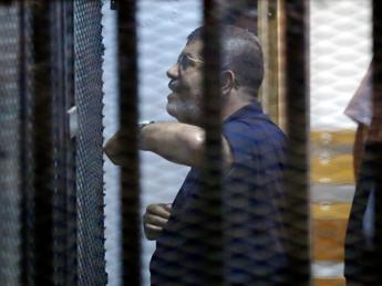 Ousted Islamist president Morsi jailed for life in spying case