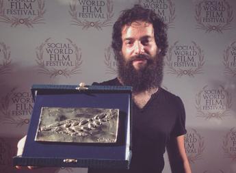 Il Social World Film Festival premia 'Transumanza' di Zazzara