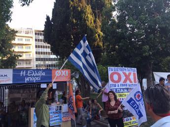 La Grecia dice 'no', oltre il 60% contro la troika
