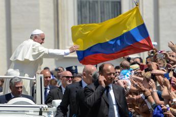 Papa, al via il viaggio di Francesco in America Latina