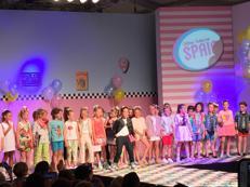 Ricordi anni 50 per il kidswear spagnolo