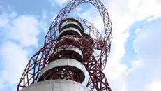 La Orbit Tower di Londra avrà lo scivolo più lungo del mondo