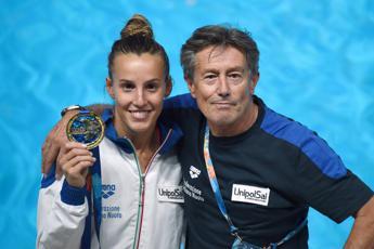 Tania Cagnotto d'oro, trionfa ai Mondiali nel trampolino 1 metro