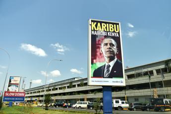 Obama in Kenya, tra Obamamania ed ingenti misure di sicurezza