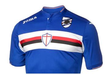 divisa calcio Sampdoria portiere