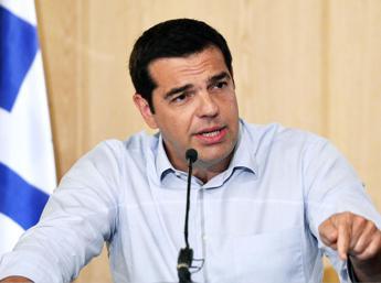 Grecia, Tsipras a Syriza: