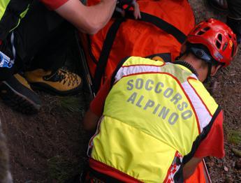 Alpinista precipita e muore in Alto Adige