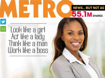 Look like a girl, think like a man, Bic chiede scusa per la pubblicità sessista