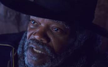 'The Hateful Eight', ecco il primo trailer del nuovo film di Tarantino/Guarda