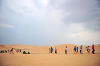 In viaggio nel deserto, cosa c'è da sapere
