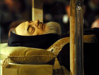 Giubileo, le spoglie di Padre Pio in Vaticano dall'8 al 14 febbraio
