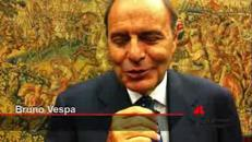 20 anni di 'Porta a Porta' per Vespa, l'attualità è sempre stata la nostra forza