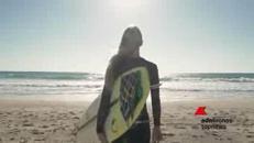 Surf con i tacchi