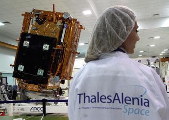 Clima, Thales Alenia Space fornirà radar per satellite oceanografico Swot