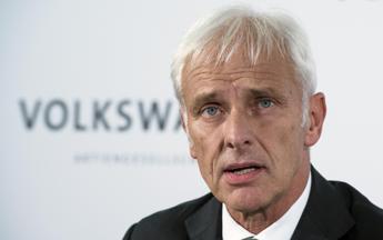 Volkswagen, alla guida del gruppo arriva Mueller
