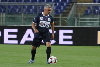 Balotelli incontra Baggio: Sei una leggenda