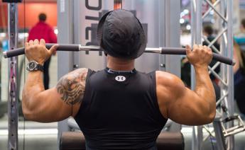 Ha muscoli ma si vede flaccido, bigorexia colpisce 10% maschi palestrati in Gb