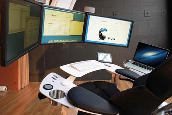 Ufficio In Condivisione Torino : Ict arriva ufficio temporaneo piattaforma sharing uffici e