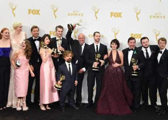 'Game of Thrones' trionfa agli Emmy Awards