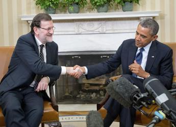 Madrid: Ascoltare parole Obama su una Spagna forte e unita