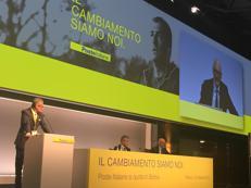 Poste Italiane debutta a Piazza Affari, oggi via al collocamento - Video