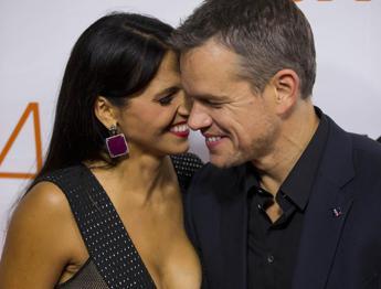 45 anni da 'marziano' del cinema per Matt Damon