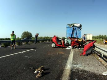 Incidenti stradali, seconda paura degli italiani dopo i furti in casa