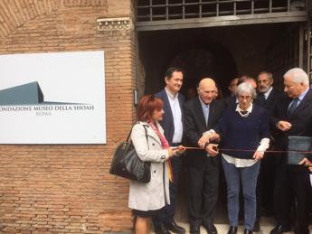 Inaugurata a Roma la sede della Fondazione Museo della Shoah alla Casina dei Vallati