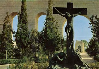 Libia, profanato di nuovo il cimitero italiano a Tripoli