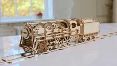 I modellini di legno autoassemblanti