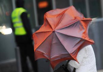 Pioggia, neve e vento: allerta maltempo nelle prossime ore