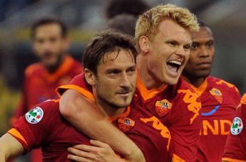 Riise: Mi manca giocare con il Dio di Roma, il capitano. Daje Totti