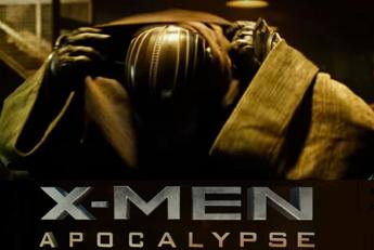 X-Man: Apocalypse, un nuovo nemico minaccia la Terra /Trailer