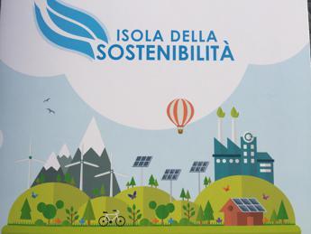 L'Isola della Sostenibilità è all'Auditorium Parco della Musica