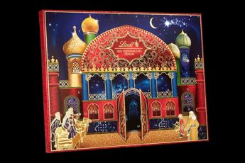 Calendario Lindt si ispira all'oriente, sui social l'accusa di islamizzare il Natale