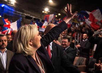 Francia, Front national primo partito. Marine Le Pen: Rivolta del popolo contro le elites