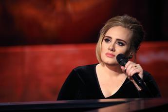 Boom e record d'ascolti per Adele a 'Che tempo che fa'