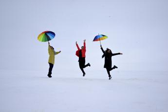 Natale al gelo e Befana polare, il meteo delle feste