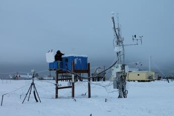 Oltre lo smog anche inquinanti naturali, Cnr: In Artico aumentano gas serra