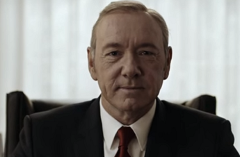 House of Cards, uno spot elettorale per annunciare la quarta stagione /Video