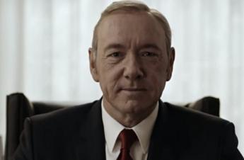 House of Cards, uno spot elettorale per annunciare la quarta stagione /Video