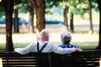 Quando il matrimonio è maturo: boom fra over 70