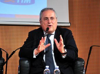 Lotito: 'Milinkovic non in vendita ma se arriva offerta importante...'