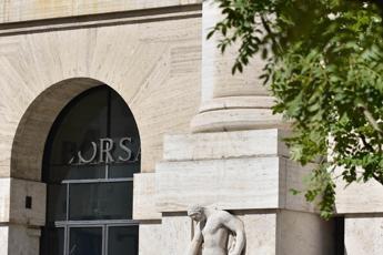 Borse europee in netto ribasso in scia a Wall Street, Milano -1,17%
