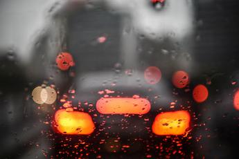 Settimana all'insegna del maltempo in Italia con pioggia, neve e vento