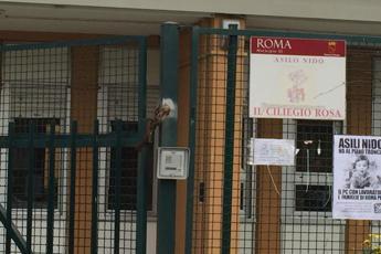 Roma, asilo chiuso per topi